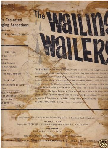 Part 11a UK Reggae « www wailer de